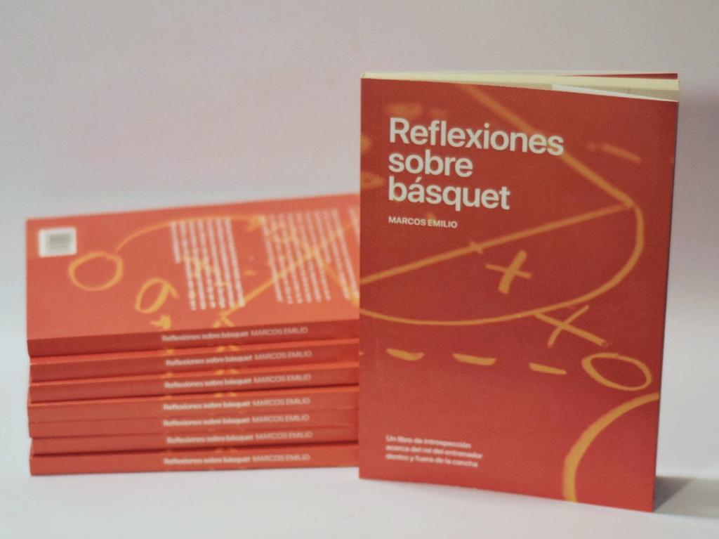 """¿Querés conseguir el libro """"Reflexiones sobre Básquet? clickeá en la imagen"""